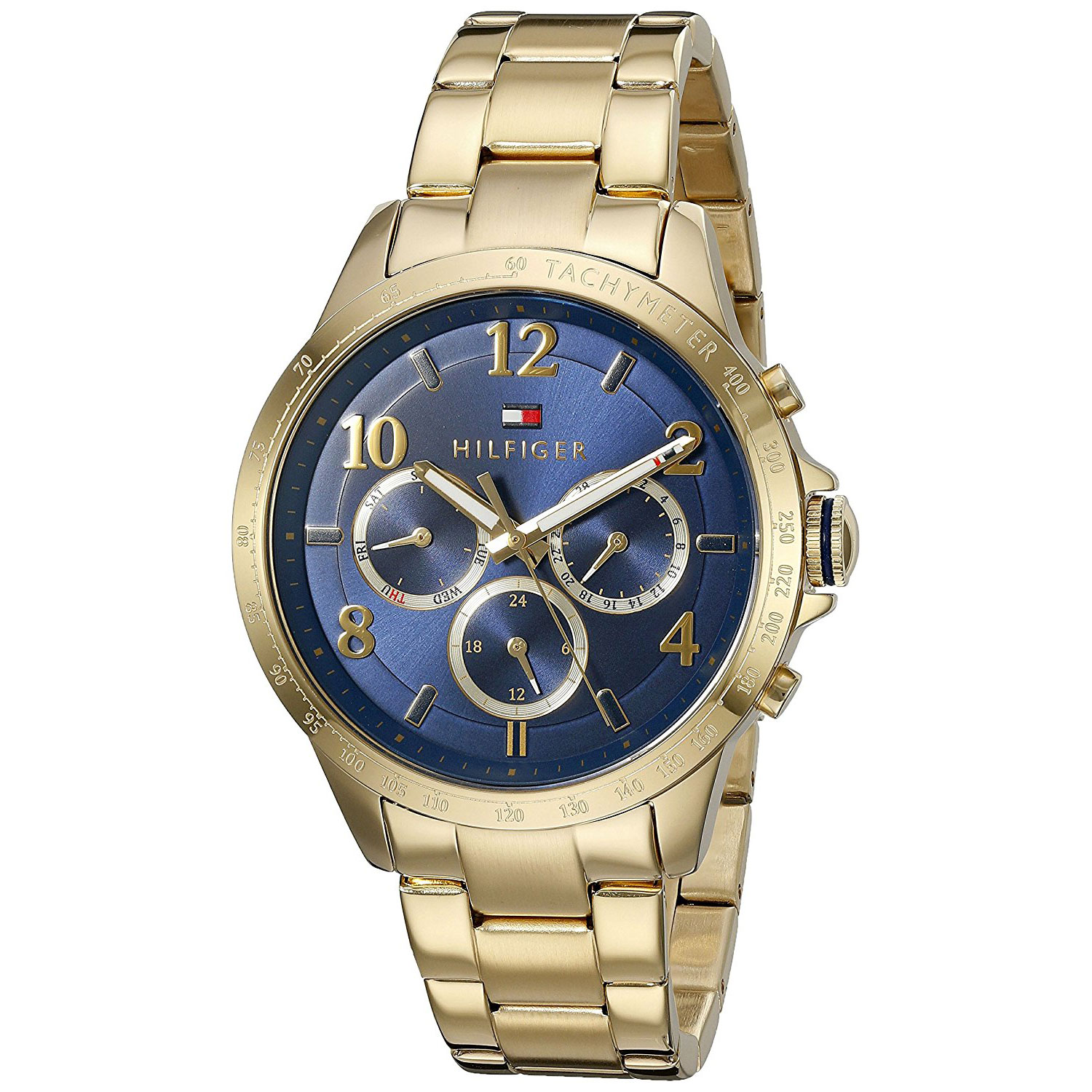 Tommy Hilfiger Watch With Gold Stainless Steel 1781643