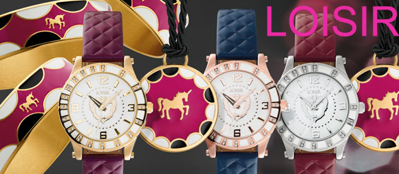 Loisir Jewels and Watches Winter 2013 Collection