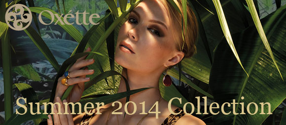 Oxette Jewels and Watches Summer 2014 Collection
