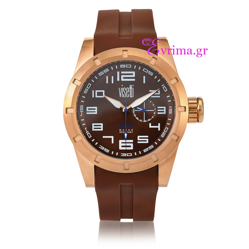 Visetti Stainless Steel Men Watch. Product Code    PR-663RK . Tap to expand 3db7483f738
