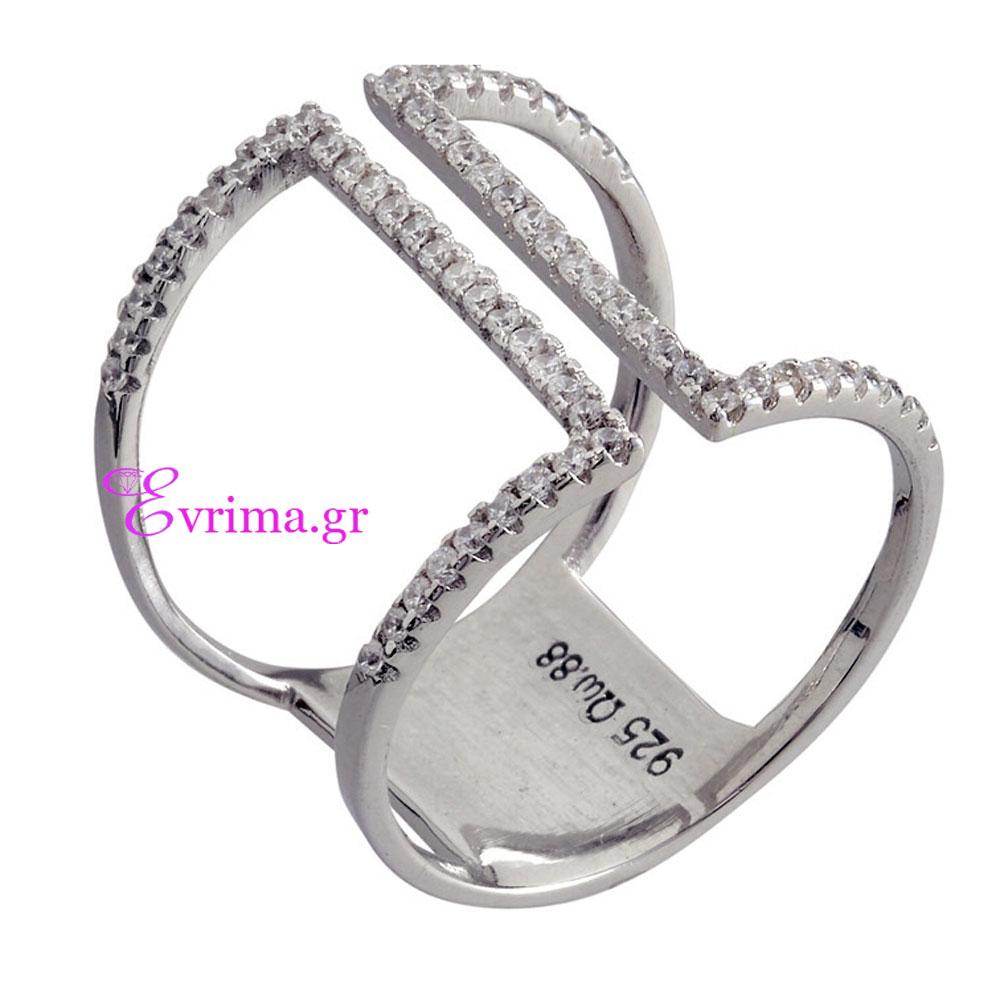 Ασημένιο δαχτυλίδι Prince Silvero από επιπλατινωμένο ασήμι 925ο με ... f52bece7f84