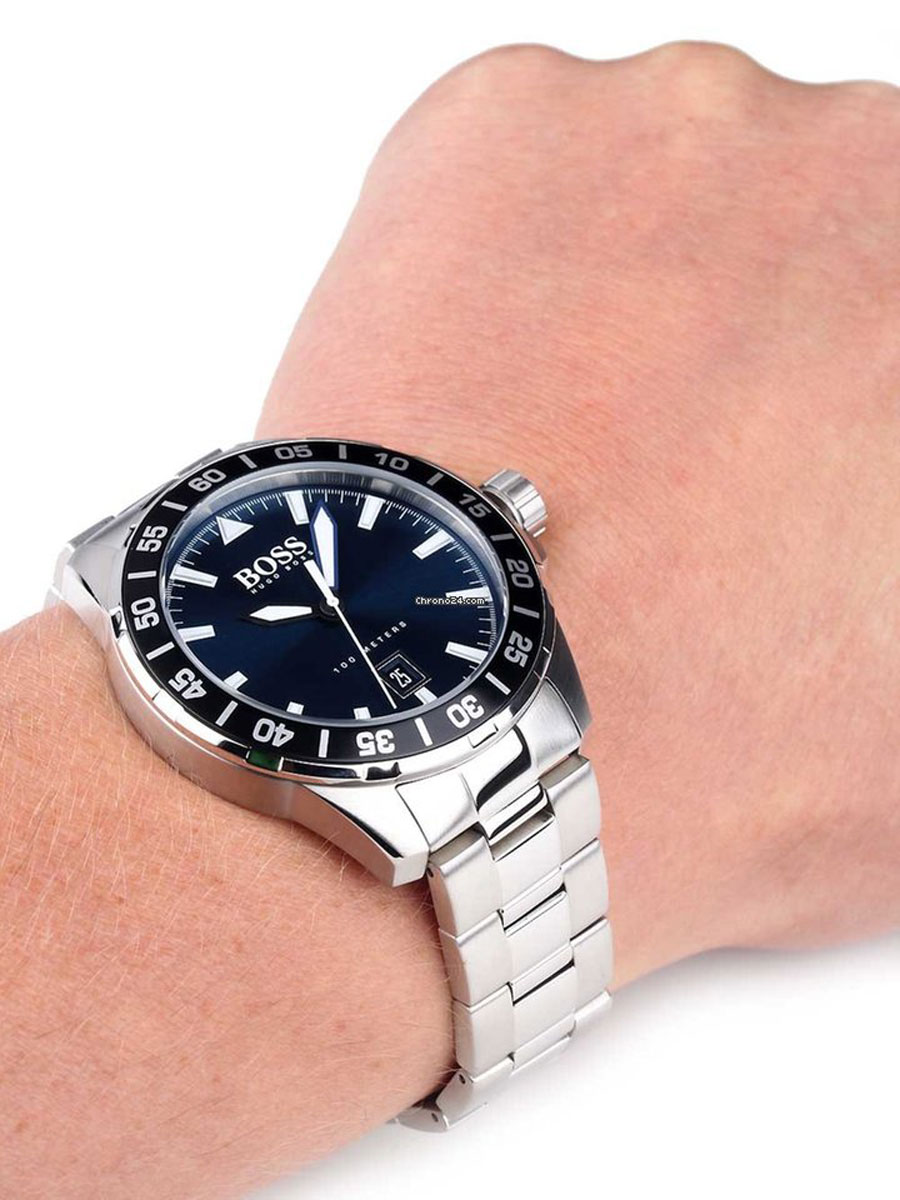 Hugo Boss Watch With Stainless Steel 1513230