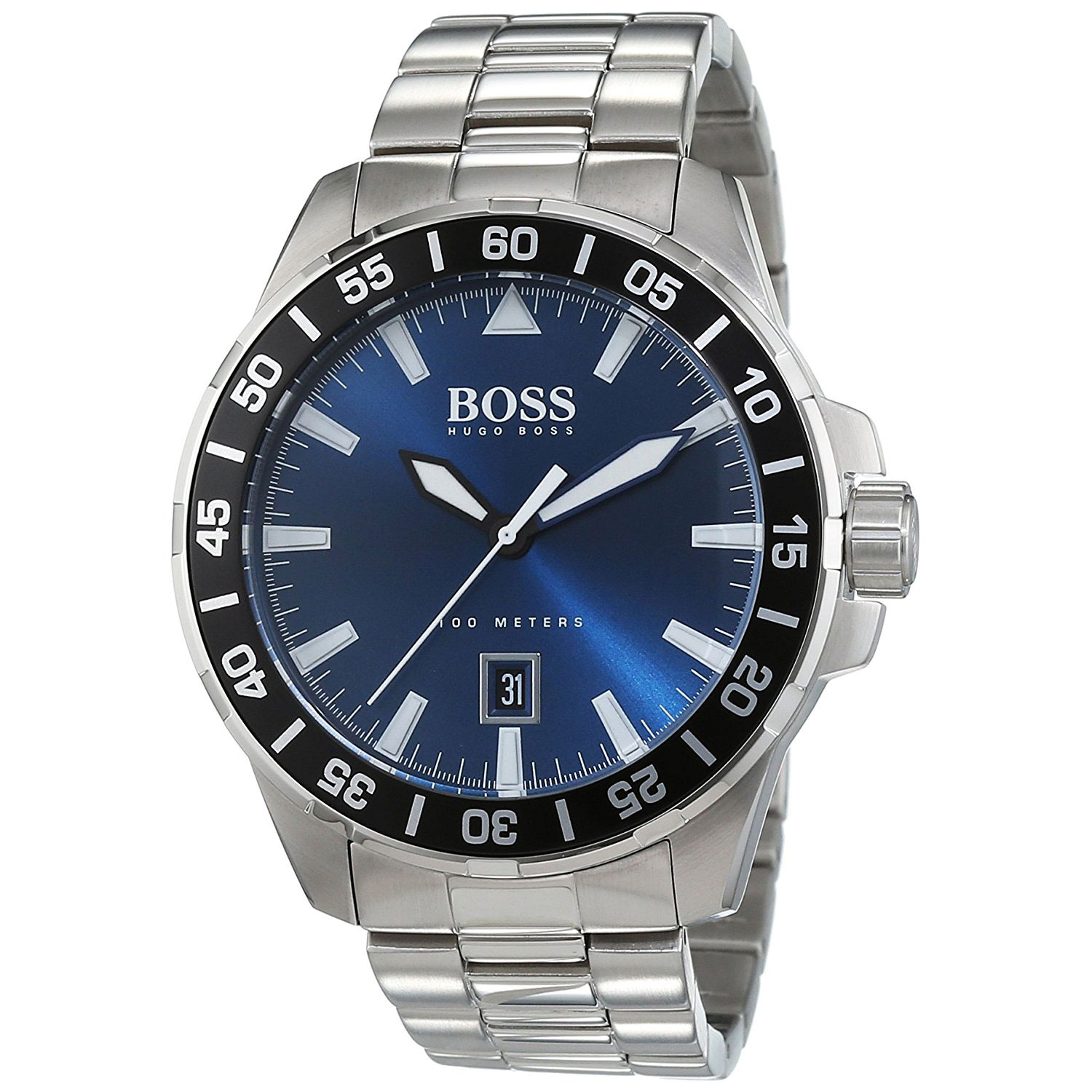 Good Watch Brands For Men >> Hugo Boss Watch with stainless steel 1513230