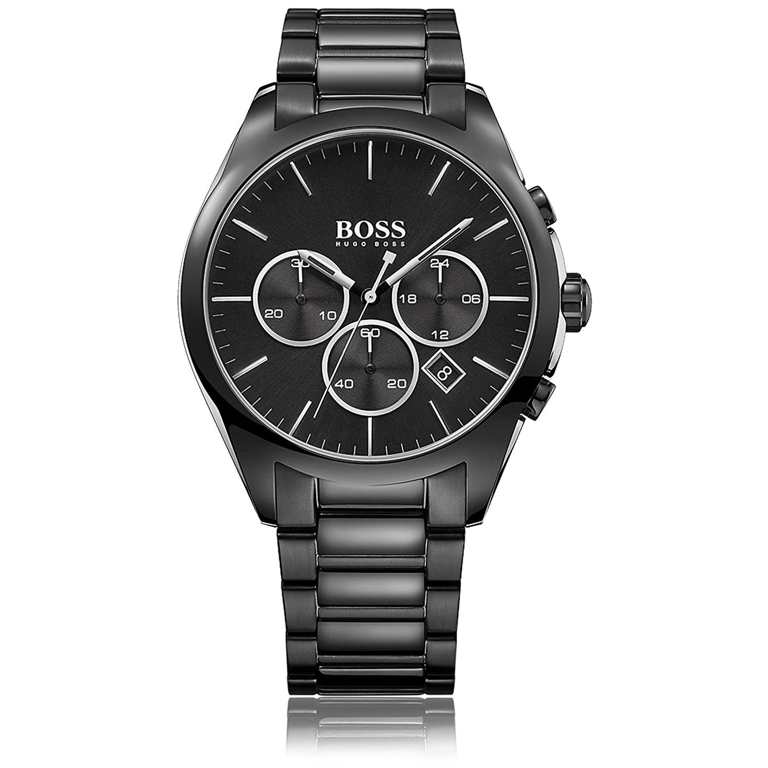 Good Watch Brands For Men >> Hugo Boss Watch with black stainless steel 1513365