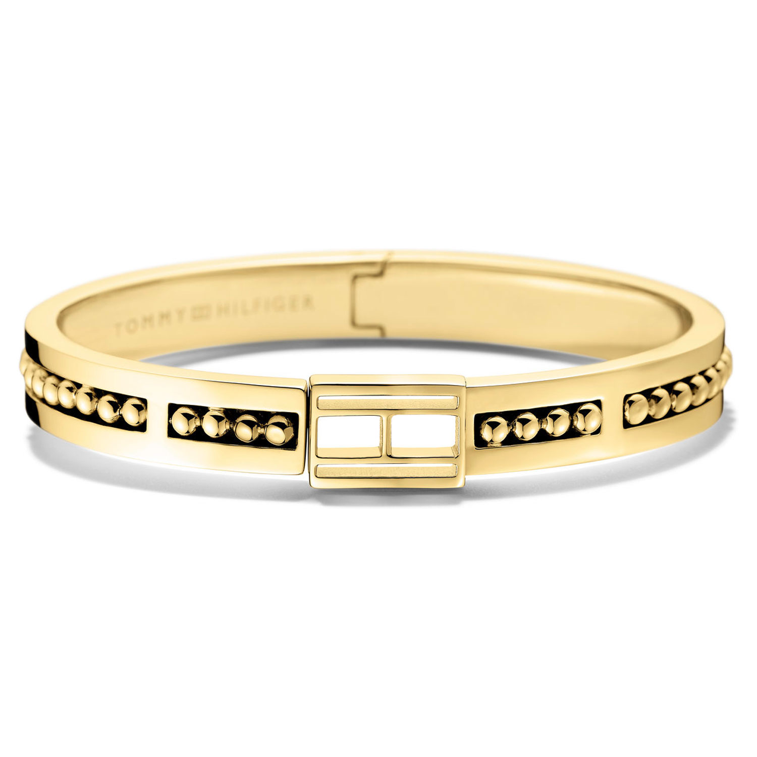 28a711cdb Tap to expand · Tommy Hilfiger ladies bracelet with gold stainless steel  2700846. Tommy Hilfiger jewelry box
