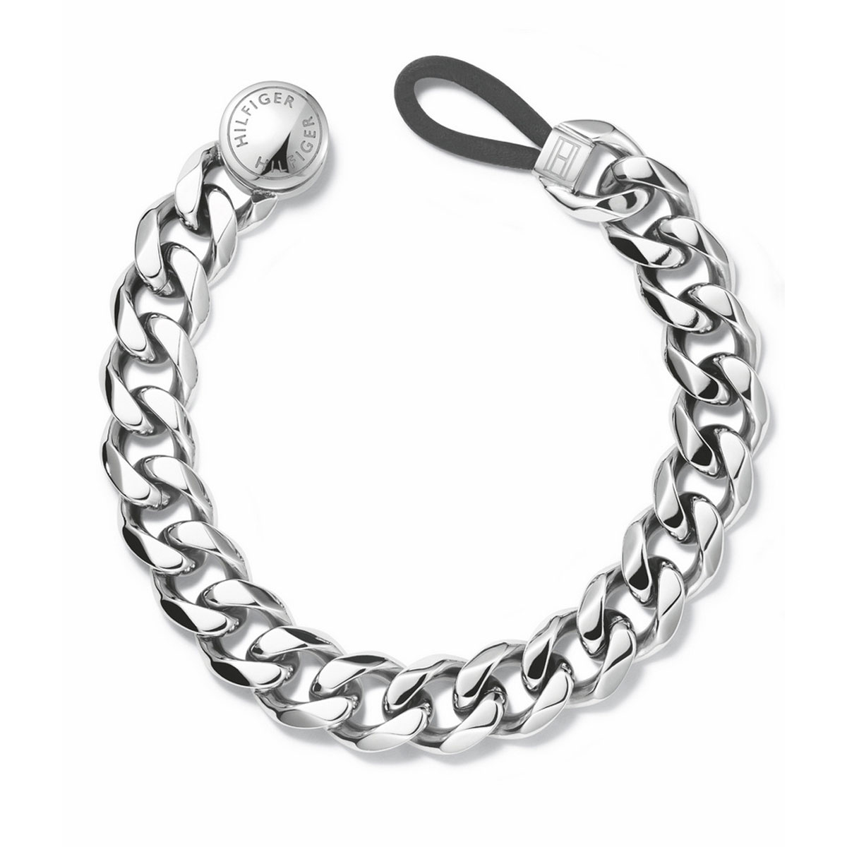tommy hilfiger men 39 s bracelet with stainless steel 2700958. Black Bedroom Furniture Sets. Home Design Ideas