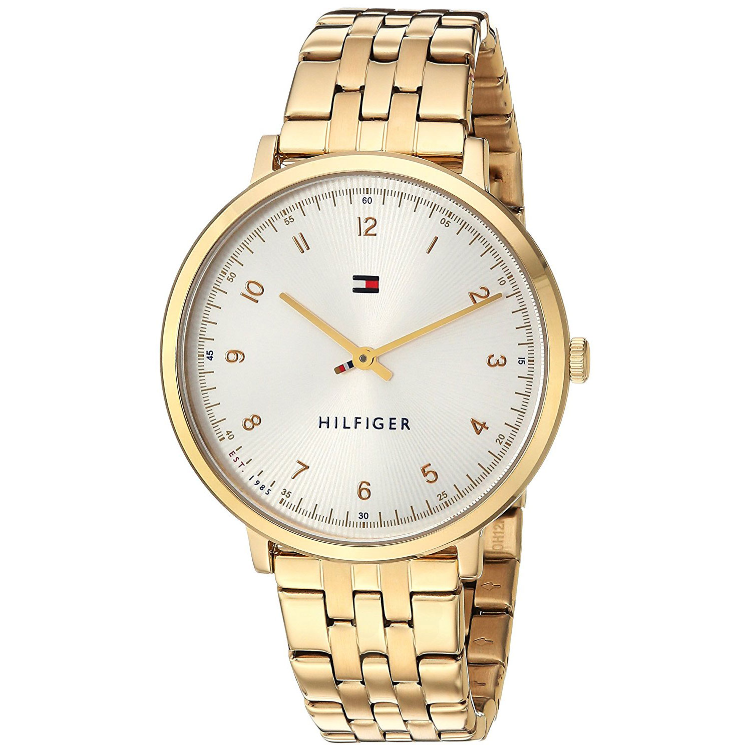 a4776f286ba9 Tommy Hilfiger watch with gold stainless steel 1781761