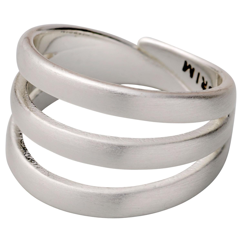 pilgrim ring silver