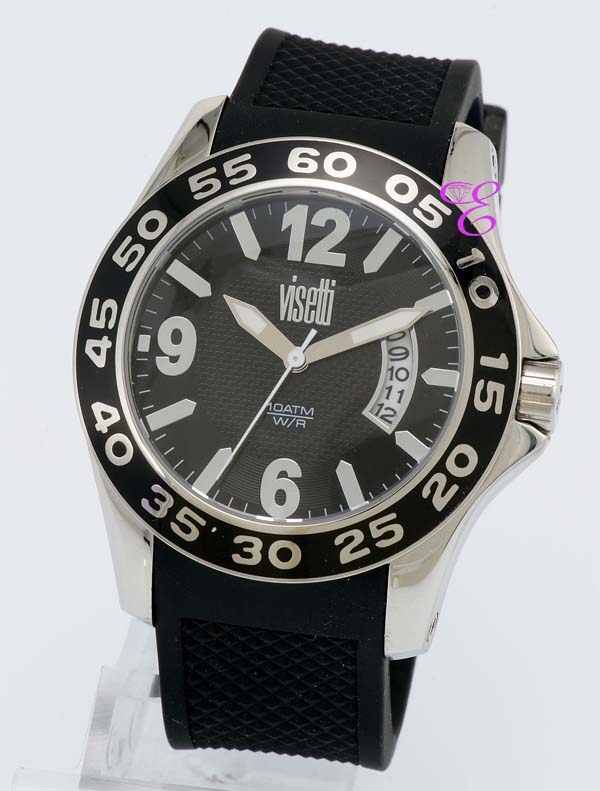Visetti Stainless Steel Men Watch. Product Code    PR-SW644B . Tap to expand eed372b0a27