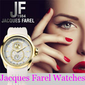 Jacques Farel Watches