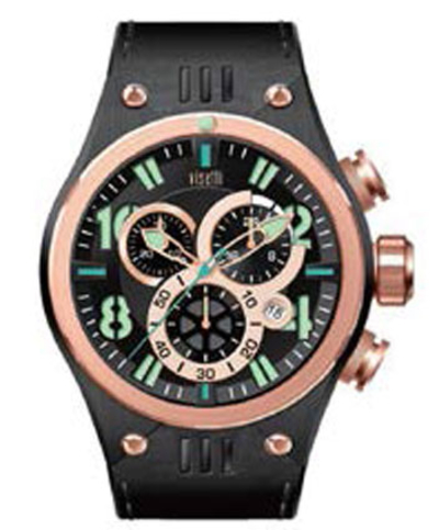 Unisex Ρολόι Visetti από ανοξείδωτο ατσάλι (Stainless Steel).  TB-511RB  e7bc6026db4