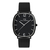 Harry Williams watch with black stainless steel HW-2261M/07M