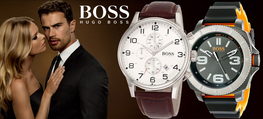 Hugo Boss Watches - Turn heads with the flick of a wrist. Discover BOSS Orange watches, built to exacting specifications.