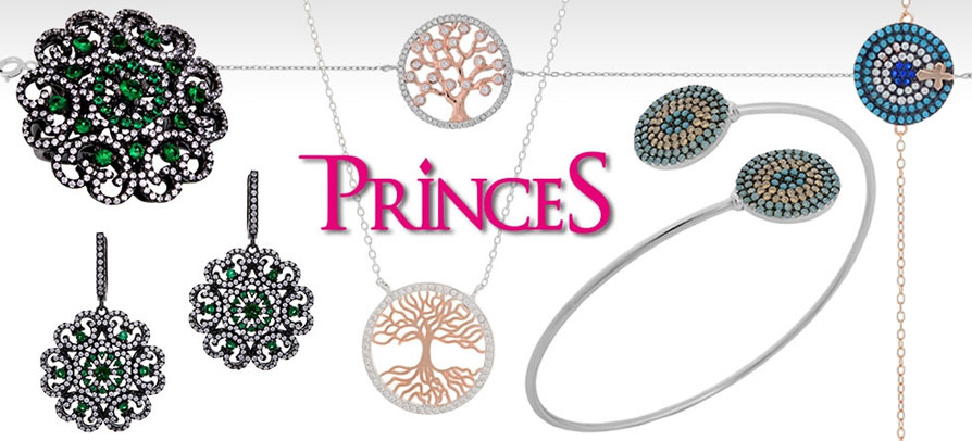 Prince Silvero Sterling Silver Jewels - Spring Summer 2017 Collection
