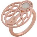 Τα γυναικεία δαχτυλίδια της collection της Visetti.