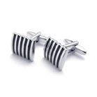 Cufflinks - Men Jewels. Modern cufflinks from famous brands like Tommy Hilfiger and Visetti.