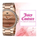 Juicy Couture Watches - A unique and totally glamorous brand!