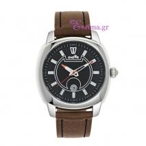 Oxette | Unisex ρολόι Oxette από ανοξείδωτο ατσάλι (Stainless Steel). [11X06-00395]