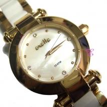 Oxette | Ρολόι Oxette από ανοξείδωτο ατσάλι (Stainless Steel). [11X05-00202]