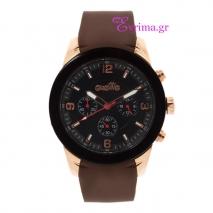 Oxette | Unisex ρολόι Oxette από ανοξείδωτο ατσάλι (Stainless Steel). [11X05-00219]