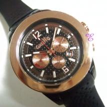 Oxette | Unisex ρολόι Oxette από ανοξείδωτο ατσάλι (Stainless Steel). [11X05-00237]