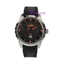 Oxette | Unisex ρολόι Oxette από ανοξείδωτο ατσάλι (Stainless Steel). [11X07-00080]