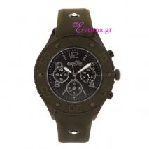 Oxette | Unisex ρολόι Oxette από ανοξείδωτο ατσάλι (Stainless Steel). [11X07-00105]