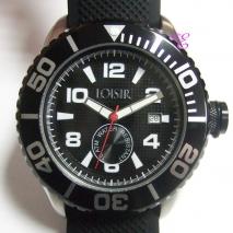 Loisir | Unisex ρολόι Loisir από ανοξείδωτο ατσάλι (Stainless Steel). [11L07-00137]