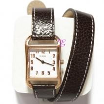 Loisir | Ρολόι Loisir από ανοξείδωτο ατσάλι (Stainless Steel). [11L65-00026]