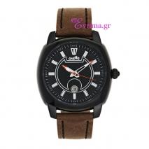 Oxette | Unisex ρολόι Oxette από ανοξείδωτο ατσάλι (Stainless Steel). [11X06-00396]