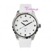 Oxette | Unisex ρολόι Oxette από ανοξείδωτο ατσάλι (Stainless Steel). [11X07-00078]
