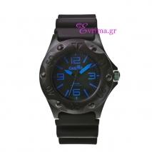 Oxette | Unisex ρολόι Oxette από ανοξείδωτο ατσάλι (Stainless Steel). [11X07-00153-BLUE]