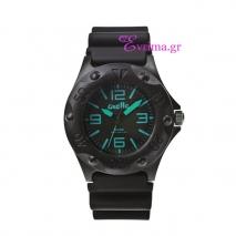 Oxette | Unisex ρολόι Oxette από ανοξείδωτο ατσάλι (Stainless Steel). [11X07-00153-L.BLUE]