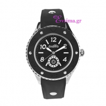 Oxette | Unisex ρολόι Oxette από ανοξείδωτο ατσάλι (Stainless Steel). [11X07-00154]
