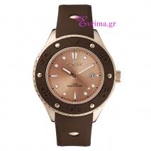 Oxette | Unisex ρολόι Oxette από ανοξείδωτο ατσάλι (Stainless Steel). [11X75-00069]