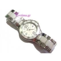 Loisir | Ρολόι Loisir από ανοξείδωτο ατσάλι (Stainless Steel). [11L03-00169]