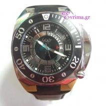 Loisir | Unisex ρολόι Loisir από ανοξείδωτο ατσάλι (Stainless Steel). [11L06-00256]