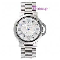 Oxette | Unisex ρολόι Oxette από ανοξείδωτο ατσάλι (Stainless Steel). [11X03-00446]