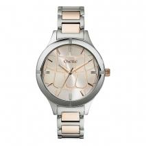 Oxette ρολόι από ανοξείδωτο ατσάλι (Stainless Steel). [11X05-00463]