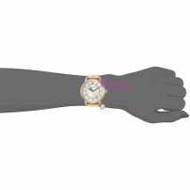 Juicy Couture Watch with gold stainless steel 1901475 at hand