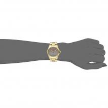 Juicy Couture ρολόι από χρυσό ανοξείδωτο ατσάλι με μπρασελέ 1901285 εικόνα 2
