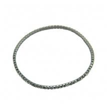 Loisir βραχιόλι 02L15-00443 από ασημί ορείχαλκο με ημιπολύτιμες πέτρες (Κρύσταλλοι Quartz)