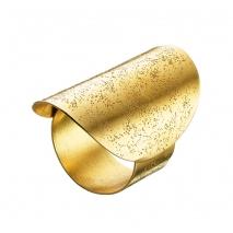 Oxette δαχτυλίδι 04X05-01354 από επιχρυσωμένο ασήμι 925ο