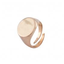 Loisir δαχτυλίδι 04L15-00161 από ροζ ορείχαλκο