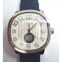 Loisir | Ρολόι Loisir από ανοξείδωτο ατσάλι (Stainless Steel). [11L07-00122]