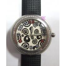 Oxette | Ρολόι Oxette από ανοξείδωτο ατσάλι (Stainless Steel). [11X06-00371]