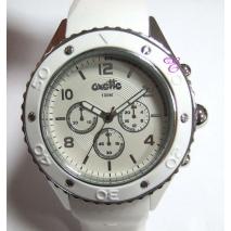 Oxette | Ρολόι Oxette από ανοξείδωτο ατσάλι (Stainless Steel). [11X07-00150]