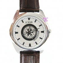 Loisir | Ρολόι Loisir από ανοξείδωτο ατσάλι (Stainless Steel). [11L06-00313]