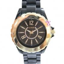 Loisir | Ρολόι Loisir από ανοξείδωτο ατσάλι (Stainless Steel). [11L75-00003]