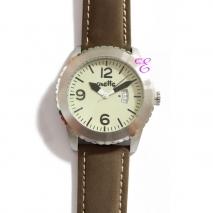 Oxette | Ρολόι Oxette από ανοξείδωτο ατσάλι (Stainless Steel). [11X06-00400]